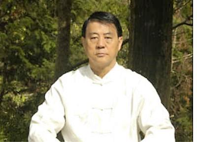 Grandmaster Chen Meditating