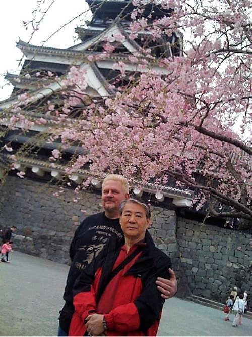 Shifu John & Grandmaster Chen